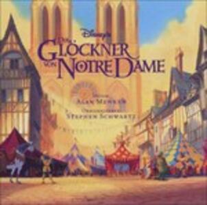 Der Gloeckner Von Notre D (Colonna Sonora) - CD Audio
