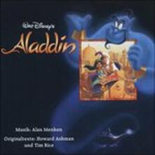 Aladdin-Deutsche Version (Colonna sonora) (Deutsche Version) - CD Audio