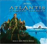 Cover CD Atlantis: l'impero perduto