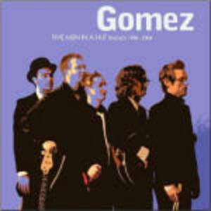 Five Men in a Hut. Singles 1998-2004 - CD Audio di Gomez