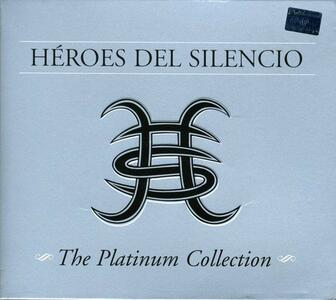 Platinum Collection - CD Audio di Heroes del Silencio