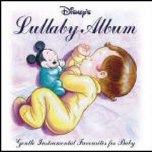 Disney's Lullaby Album - CD Audio