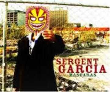 Mascaras - CD Audio di Sergent Garcia