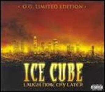 Laugh Now Cry Later - CD Audio + DVD di Ice Cube