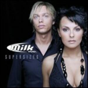 Supersized - CD Audio di Milk Inc.