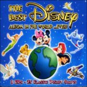 Best Disney Album - CD Audio