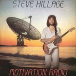 Motivation Radio - CD Audio di Steve Hillage