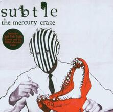 Mercury Craze Ep - CD Audio di Subtle