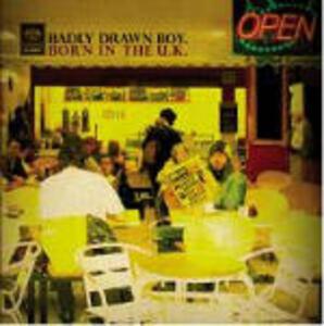 Born in the UK - CD Audio di Badly Drawn Boy