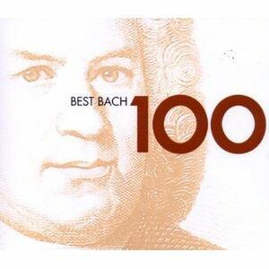 100 Best Bach - CD Audio di Johann Sebastian Bach