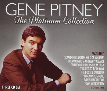 Platinum Collection - CD Audio di Gene Pitney