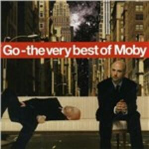 Go! The Very Best of Moby - CD Audio di Moby