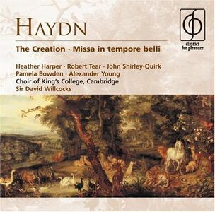 Creation - CD Audio di Franz Joseph Haydn