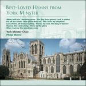 Best-Loved Hymns from York Minster - CD Audio di York Minster Choir