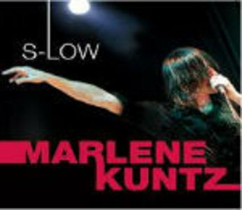 Foto Cover di S-Low, CD di Marlene Kuntz, prodotto da Virgin