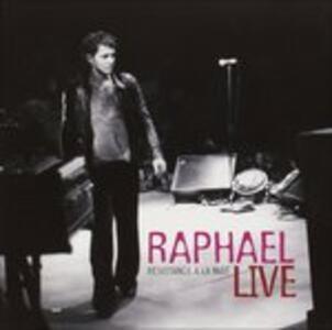 Resistance a La Nuit - CD Audio di Raphael