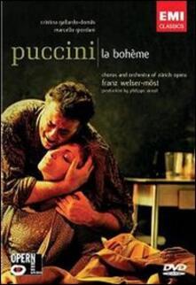 Giacomo Puccini. La Boheme - DVD