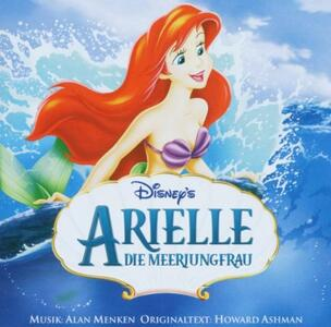 Arielle die Meerjungfrau (Colonna Sonora) - CD Audio