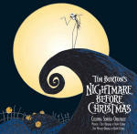 Cover CD Tim Burton's The Nightmare Before Christmas