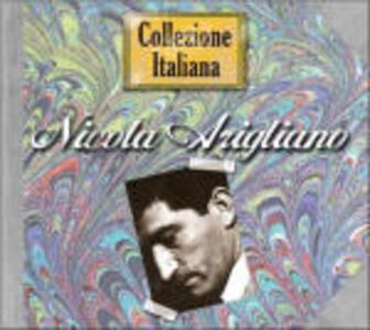Nicola Arigliano. Collezione italiana - CD Audio di Nicola Arigliano