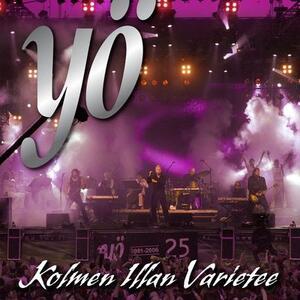 Kolmen Illan Varietee - CD Audio di Yö