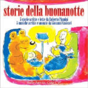 Storie della buonanotte vol.2: Sulla faccia, cosa c'è? - CD Audio