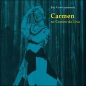 Carmen No Cassino Na Urca - CD Audio di Carmen Miranda
