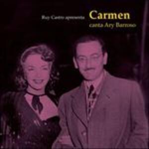 Carmen canta Ary Barroso - CD Audio di Carmen Miranda