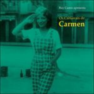 Os Carnavais De Carmen - CD Audio di Carmen Miranda