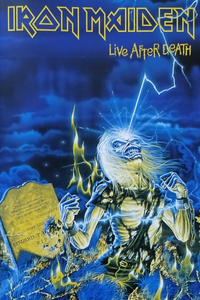 Film Iron Maiden. Live After Death