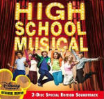 Cover CD Colonna sonora High School Musical