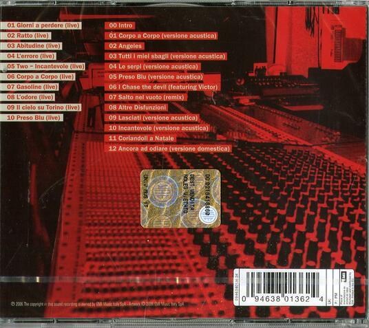 Terrestre live e varie altre disfunzioni - CD Audio di Subsonica - 2