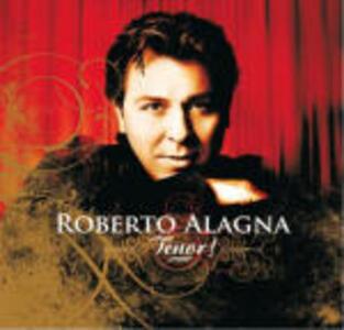 Tenor! - CD Audio di Roberto Alagna
