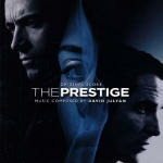 Cover CD Colonna sonora The Prestige