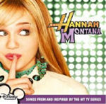 Cover CD Colonna sonora Hannah Montana