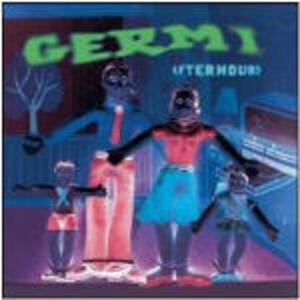Germi - CD Audio di Afterhours