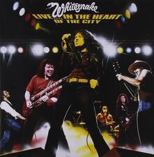 Live... in the Heart of the City (Remastered + Bonus Tracks) - CD Audio di Whitesnake