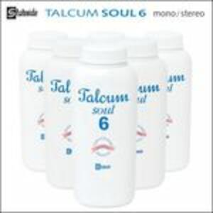 Talcum Soul 6 - CD Audio