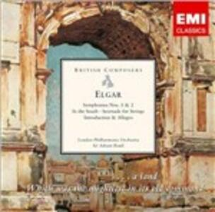 Symphonies 1 & 2 - CD Audio di Edward Elgar