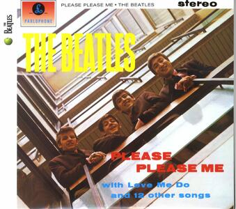 Please Please Me - CD Audio di Beatles