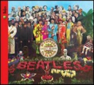 Sgt. Pepper's Lonely Hearts Club Band - CD Audio di Beatles