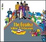 Cover della colonna sonora del film Yellow Submarine - Il sottomarino giallo