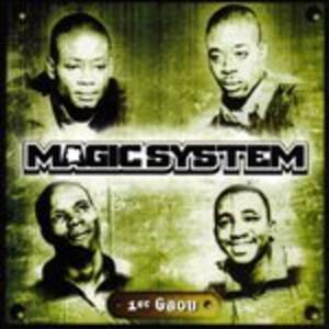 1er Gaou - CD Audio di Magic System