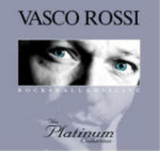 The Platinum Collection: Vasco Rossi - CD Audio di Vasco Rossi