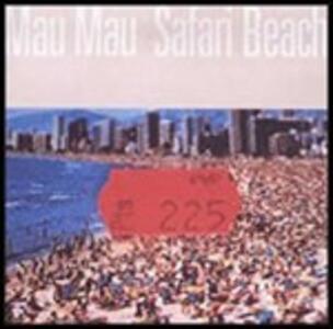 Safari Beach - CD Audio di Mau Mau