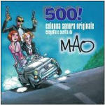 Cover CD Colonna sonora 500!