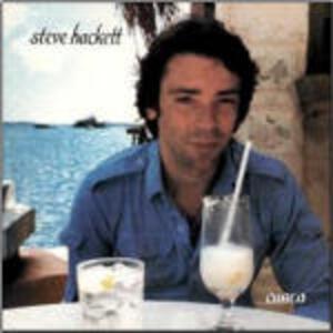 Cured - CD Audio di Steve Hackett