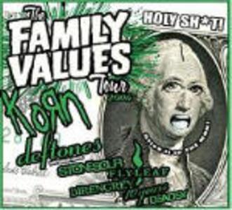 The Family Values Tour - CD Audio