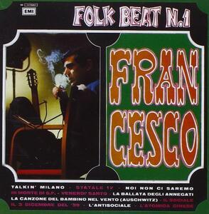 Folk Beat n.1 - CD Audio di Francesco Guccini
