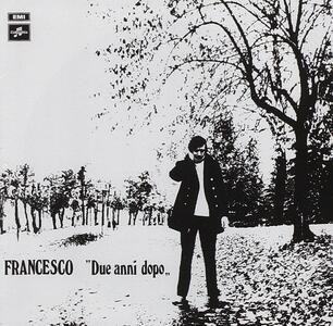 Due anni dopo - CD Audio di Francesco Guccini
